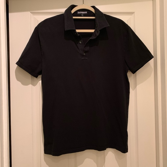 Express Other - Express black polo
